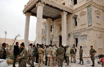 Ancient Palmyra Liberated Photo Gallery (12)