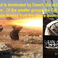 A Commander of Ahrar al Sham gang was allowed into the United States for a brief visit, while general Joseph L. Votel [of U.S. Central Command] is visiting Syria