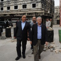 "Virginia State Senator Richard Black visiting Homs, Damascus: ""What happened in Syria was a planned action by intelligence agencies from Western powers, United States, Saudi Arabia,  Turkey"" ~ [Reports, Video]"