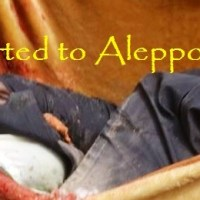 Latest reports on the terrorist attacks against the population resisting in Aleppo area ~ [New Videos and Photo Gallery]