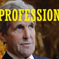 Who is John Kerry? A warmonger Khazar-Jew undercover, a dummy at work for the Zionist plans
