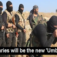 'National Army' of FSA mercenaries will be the new 'Umbrella' for terrorists in Syria