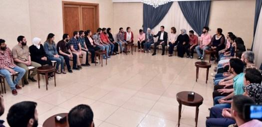 Bashar al-Assad received 34 abducted-0 [1024x768]