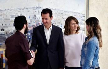 Bashar al-Assad received 34 abducted-21 [1024x768]