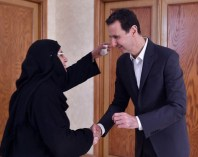 Bashar al-Assad received 34 abducted-3 [1024x768]