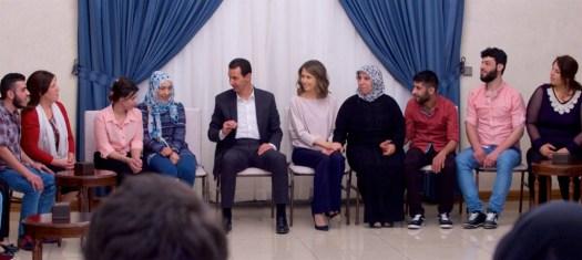 Bashar al-Assad received 34 abducted-7 [1024x768]