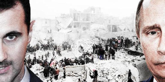 التدخل الروسي في سوريا