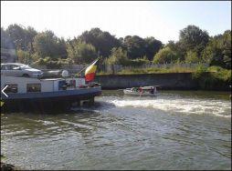 big barge!
