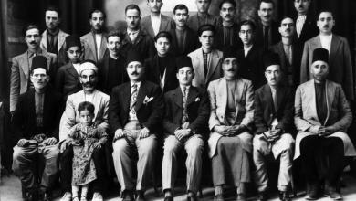 أول جمعية خيرية لحي الصالحية في دمشق 1933