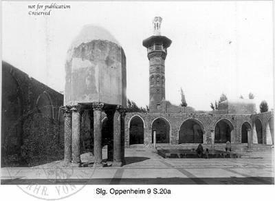 المسجد الأعلى الكبير حماة 1899م