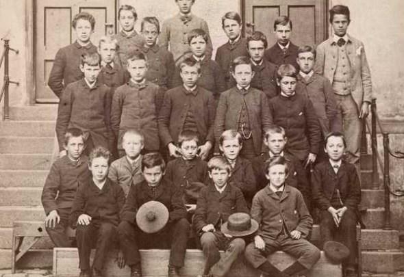 المدارس العثمانية الرسمية في سورية قبل وبعد عام 1908