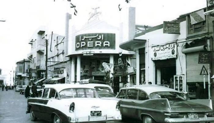 حمص- شارع أبو علاء المعري