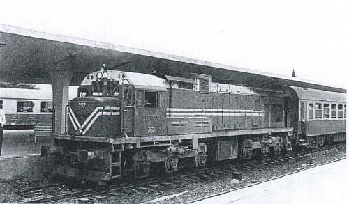 حمص 1974: محطة القطار