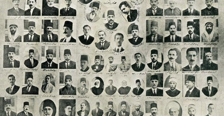 عمرو الملاّح : الآباء الدستوريون المؤسسون للدولة السورية الأولى