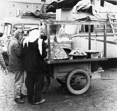 حمص ، كراج باليقا ، نيسان 1965