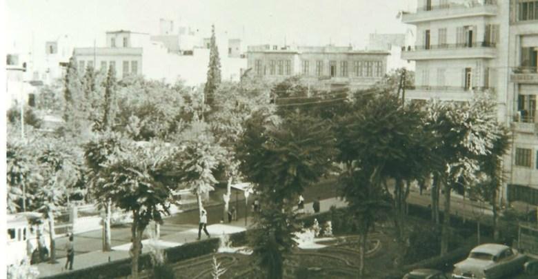 عمرو الملاّح : حديقة مرعي باشا الملاح بحلب..  من التخريب المنهجي إلى الإزالة