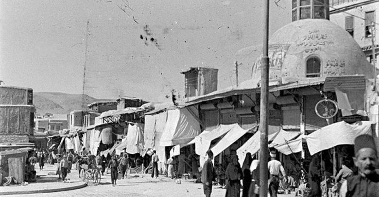 الأسواق في دمشق