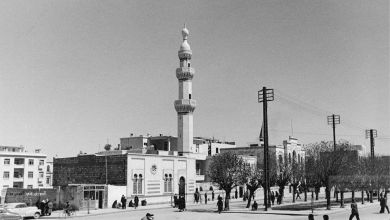 دمشق- جامع المولوية في شارع النصر