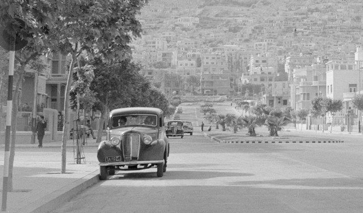 دمشق- شارع أبو رمانة