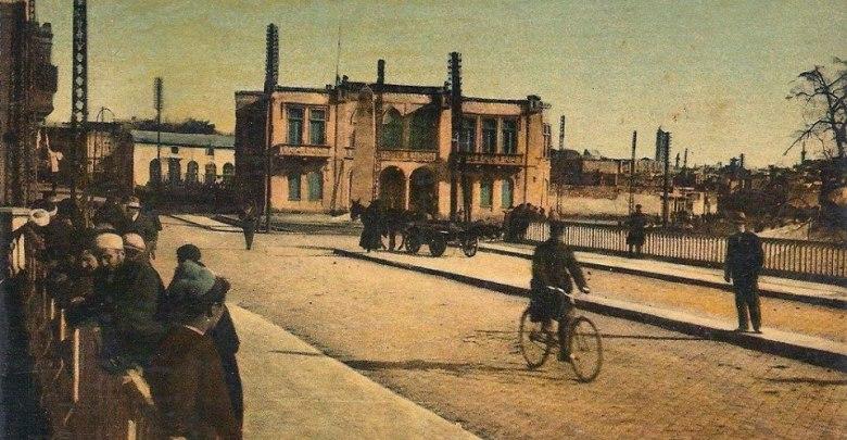عمرو الملاّح : حلب في العام 1926.. المتحف القديم أو قصر الناعورة