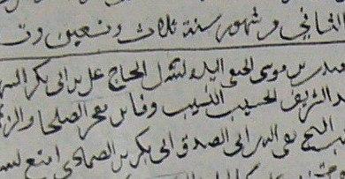 سلسلة عائلات دمشقية من واقع الأرشيف العُثماني - الصمادي