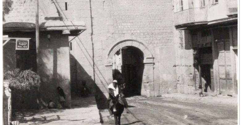 دمشق - بــــــاب شــــرقي 1935