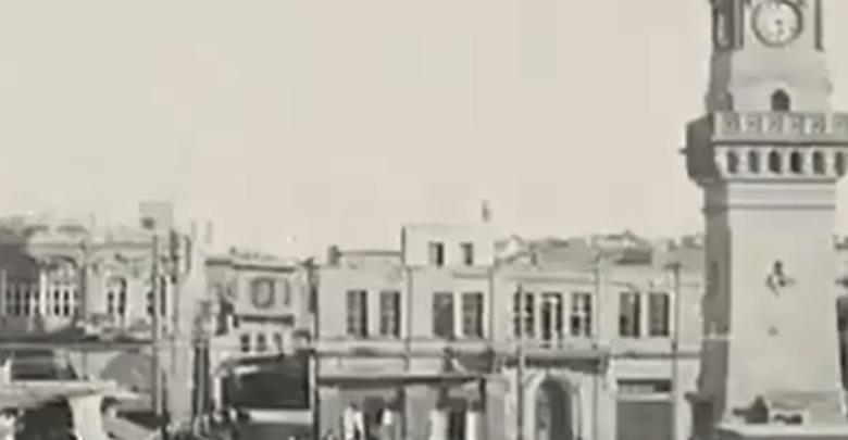 حلب بين عام 1922-1928