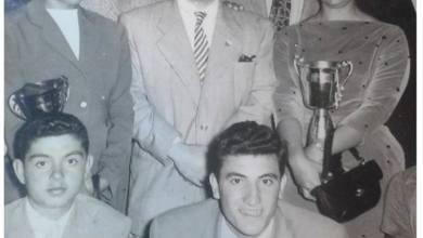 من ذكريات ابطال العرب في اولمبياد عام (1950)