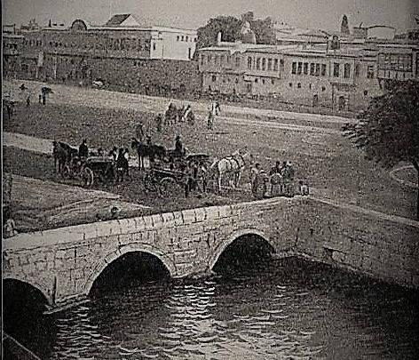 Der Serai-Platz in Damaskus
