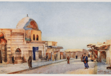 دمشق - حي الميدان عام 1907م