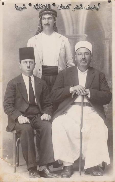 صالح العلي .. قائد الثورة في جبال الساحل  عام 1936