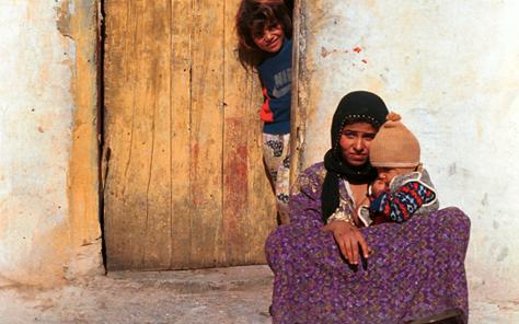 من مدينة تدمر عام 1992