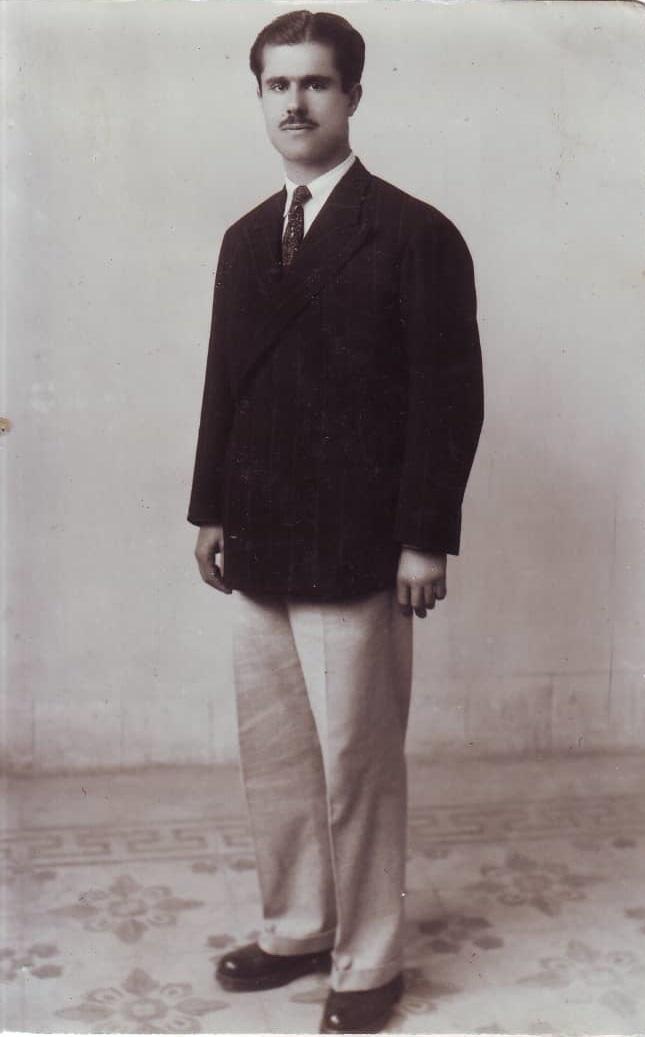 يوسف الدبيسي - السويداء 1947