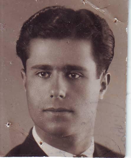 يوسف الدبيسي - السويداء 1945