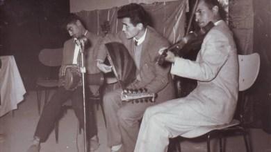 مساهمة نادي الفنون الجميلة بمناسبة يوم الجزائر عام 1961م