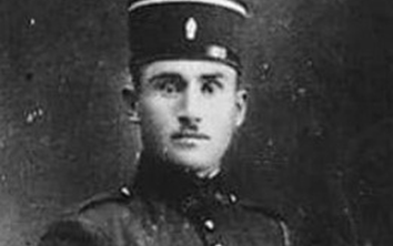 الدركي عبد السلام رفعت لاش عام 1927