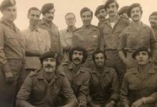 المنتخب العسكري السوري المشارك في بطولة العالم العسكرية في السنغال 1976