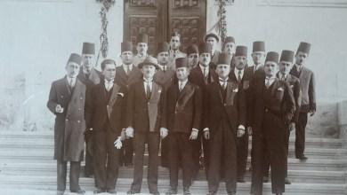 ذكرى تدشين بناء السراي الجديد في حلب عام 1933