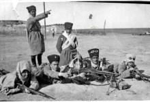 صورة نادرة لمدينة النبك من تصوير توفيق نظام الدين عام 1934
