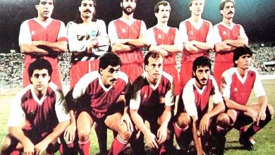 منتخب سورية لكرة القدم الفائز بدورة ألعاب البحر الأبيض المتوسط 1987