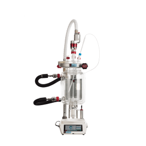 Syrris Jacketed Reactor Systems for manual and fully
