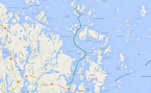 Längersö - Bomarsund