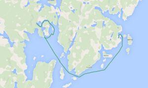 Bönhamn - Mädansviken