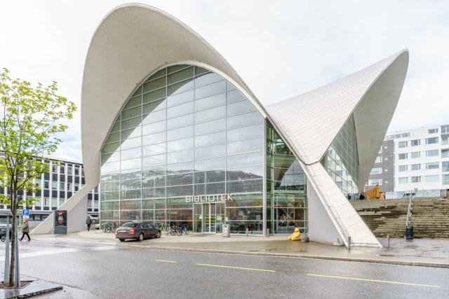 Bibliothek - ein toller Bau