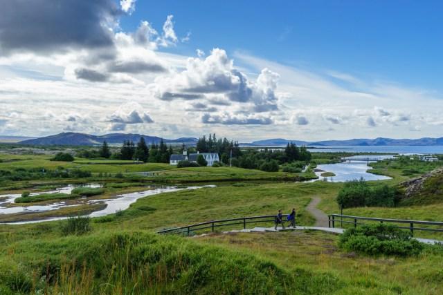 Ebene Þingvellir