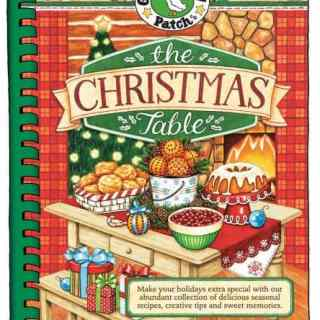 Cookbook Giveaway! (Recipe: Colonial Brown Bread)