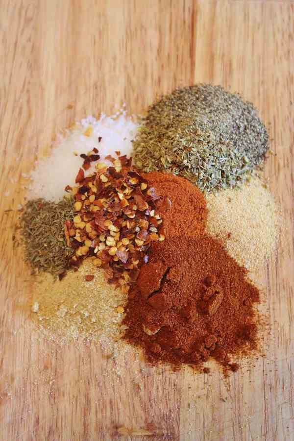 Homemade Cajun Seasoning ~ Syrup and Biscuits