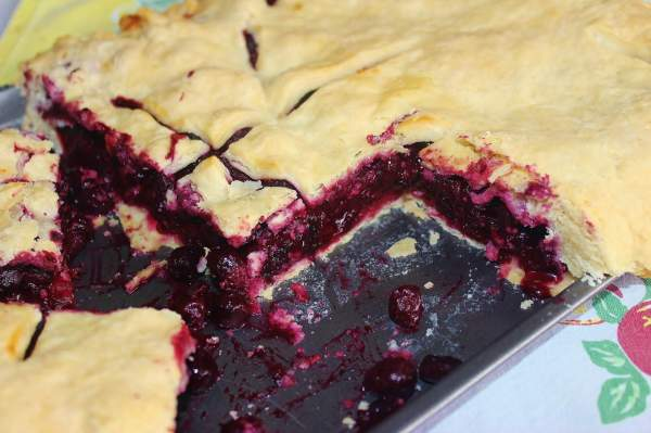 Blueberry Slap Pie ~ Syrup and Biscuits