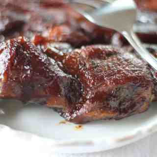 Oven  BBQ Country-style Ribs