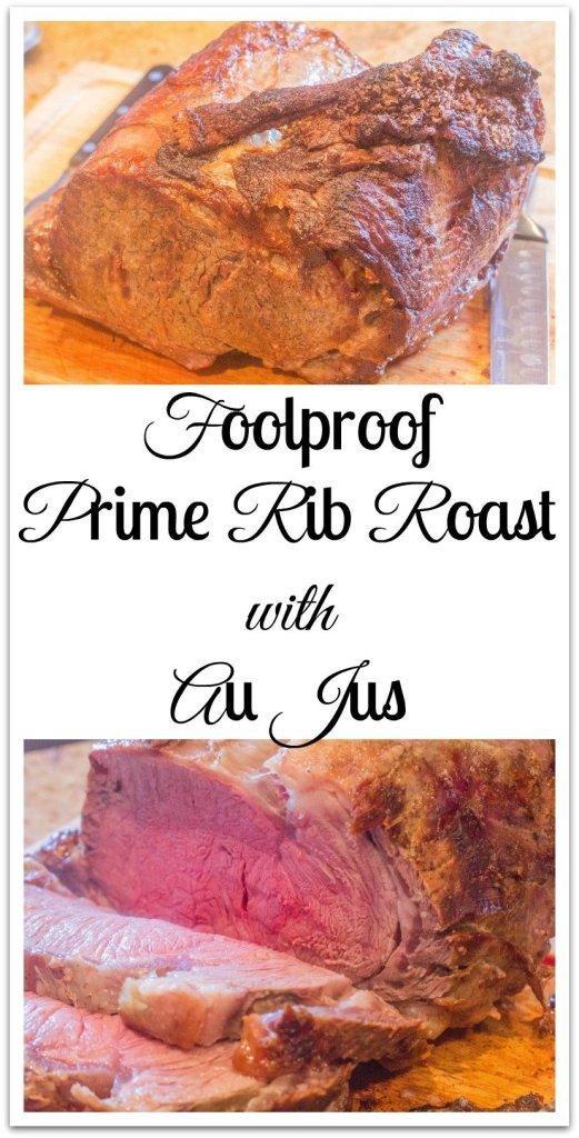 how to cook a rib roast australia